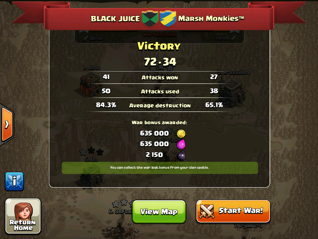 Black Juice vs Revamped Rage
